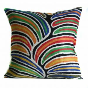 Cushion Cover Wool 12in (30cm)-BLE611