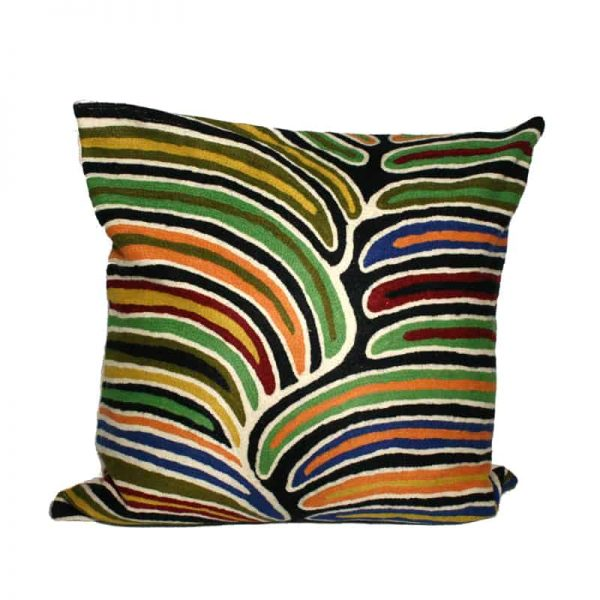 Cushion Cover Wool 20in (51cm)-BLE611