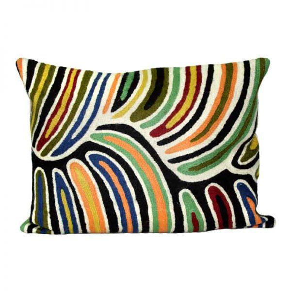 Cushion Wool 30 x 40 cm-BLE611