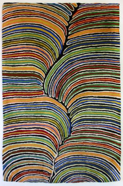 Rug Wool 2x3ft (61x91cm)-BLE611