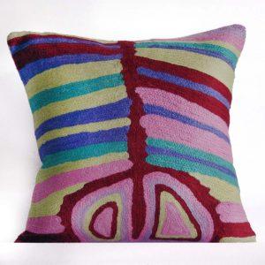 Cushion Cover Wool 16in (40cm)-JWA601