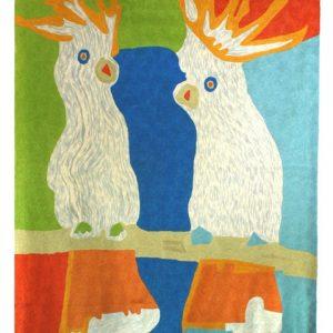 Rug Wool 3x5ft (91x152cm)-KBA656