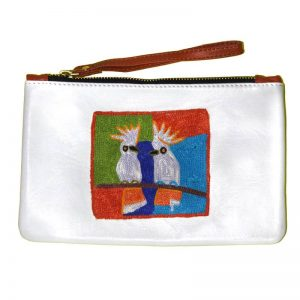 Clutch Bag with Wrist Strap-KBA656