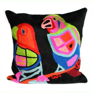 Cushion Cover Wool 16in (40cm)-KBA657