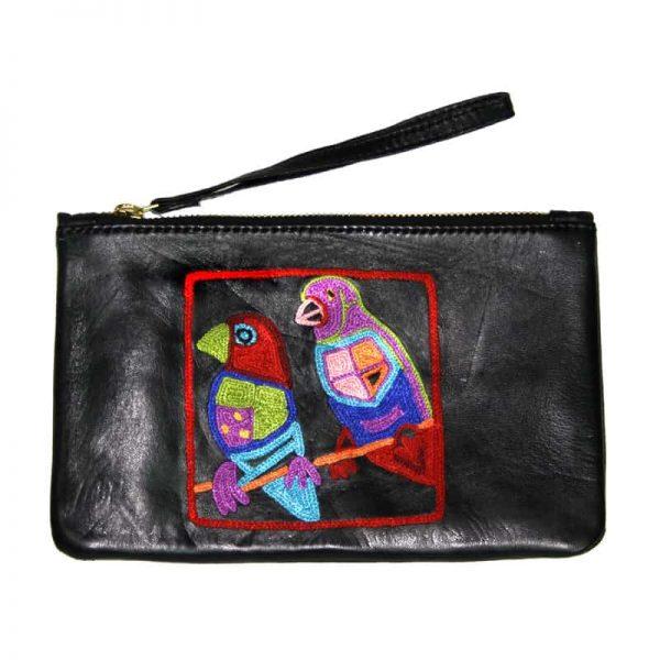 Clutch Bag with Wrist Strap-KBA657