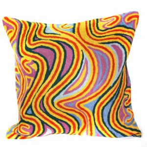 Cushion Cover Wool 12in (30cm)-LWA640