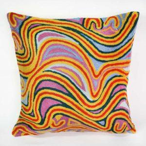 Cushion Cover Wool 16in (40cm)-LWA640