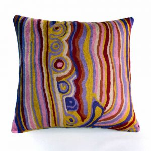 Cushion Cover Wool 12in (30cm)-MAM622