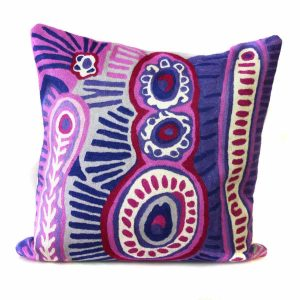 Cushion Cover Wool 16in (40cm)-MNM649