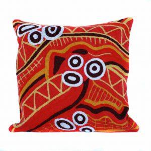 Cushion Cover Wool 12in (30cm)-OGA619