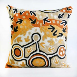 Cushion Cover Wool 16in (40cm)-PNA642