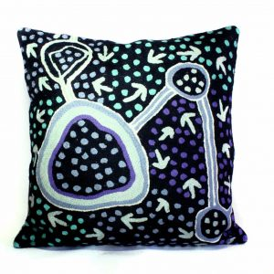 Cushion Cover Wool 16in (40cm)-PNA648