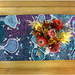 Linen Table Runner - No Border-PNA648