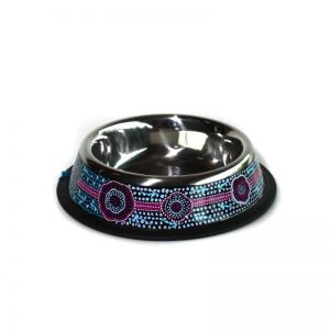 Stainless Steel Pet Bowl-PNA648