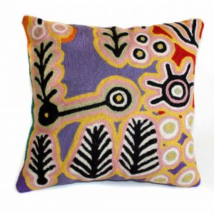 Cushion Cover Wool 12in (30cm)-PST604