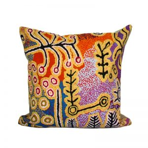 "Canvas Cushion Cover Digital 16""-PST604"