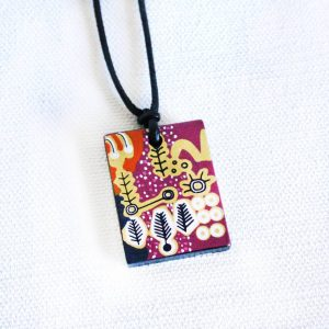 Jewellery Ceramic Pendant-PST604