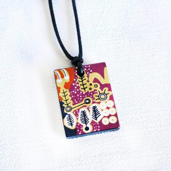 Jewellery Ceramic Pendant-PST604
