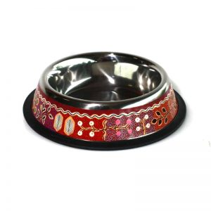 Stainless Steel Pet Bowl-PST604