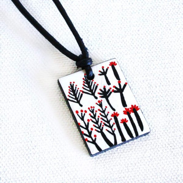 Jewellery Ceramic Pendant-RFL637