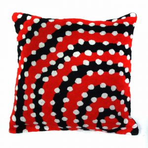 Cushion Cover Wool 12in (30cm)-SNE645