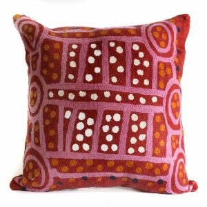 Cushion Cover Wool 12in (30cm)-SRO632