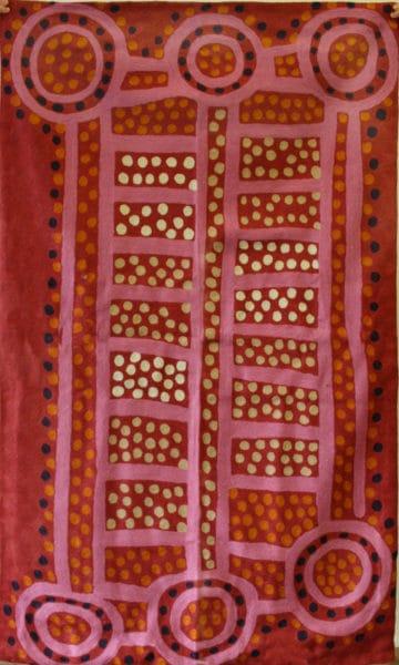 Rug Wool 3x5ft (91x152cm)-SRO632