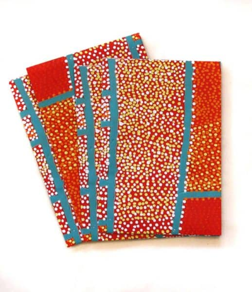 Gift Wrapping Paper Pack of 4 50 x 68 cm each-SRO633