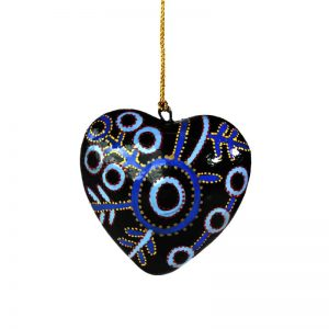Decorative Heart 7.5 cm -THU607