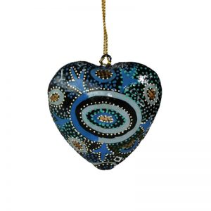 Decorative Heart 7.5 cm -THU608