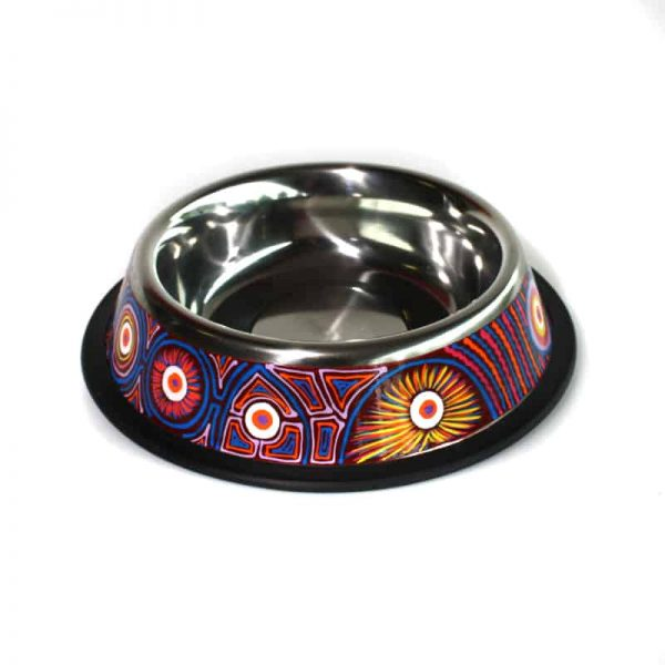 Stainless Steel Pet Bowl-TMA651