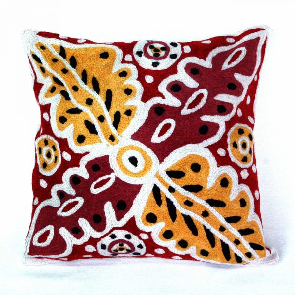 Cushion Cover Wool 12in (30cm)-ANK996