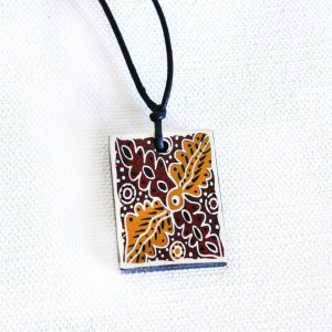 Jewellery Ceramic Pendant-ANK996