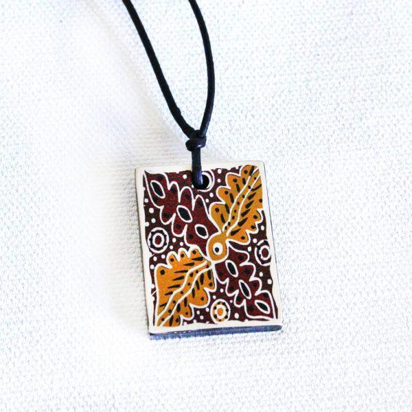 Jewellery Ceramic Pendant-ANK996