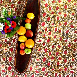 Cotton Table Cloth Lg 150 x 230cm-ATJ713