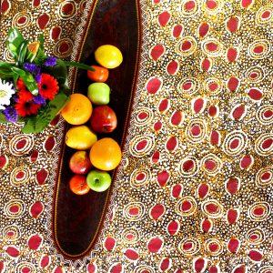 Cotton Table Cloth Sq 150 x 150cm-ATJ713
