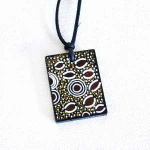 Jewellery Ceramic Pendant-ATJ713