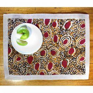 Linen Placemat 2 pcs 40 x 53cm-ATJ713