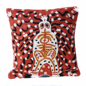 Cushion Cover Wool 12in (30cm)-CVA742