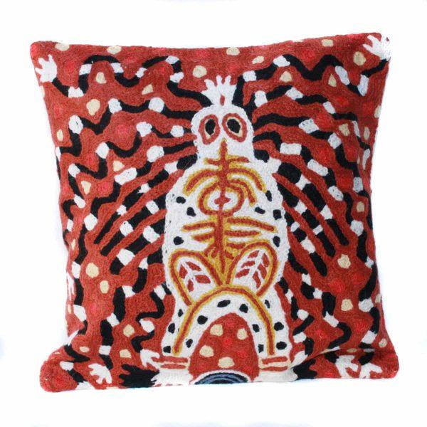 Cushion Cover Wool 12in (30cm)-CVA742