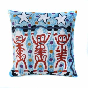 Cushion Cover Wool 12in (30cm)-CVA746