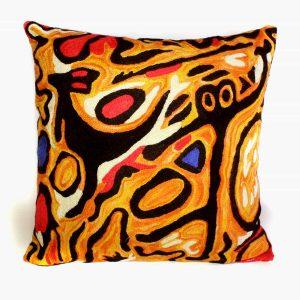 Cushion Cover Wool 12in (30cm)-CVA752