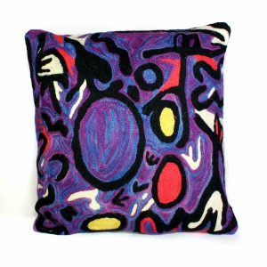 Cushion Cover Wool 12in (30cm)-CVA753