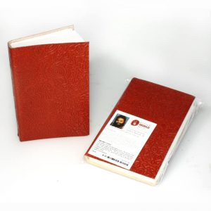 Leather Cover Notebook-CVA761