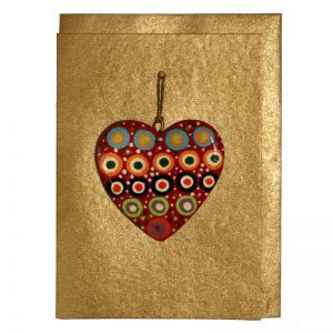 Heart Card-DKU925