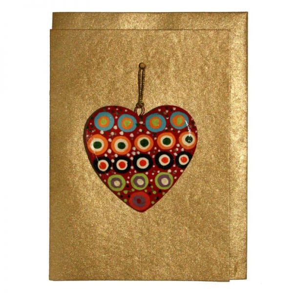 Heart Card-DKU925