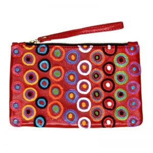 Clutch Bag with Wrist Strap-DKU925