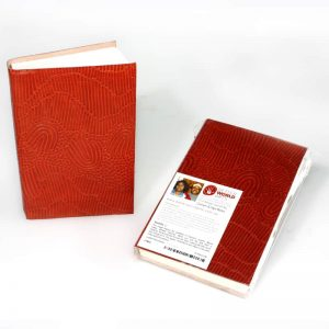 Leather Cover Notebook-DYM922