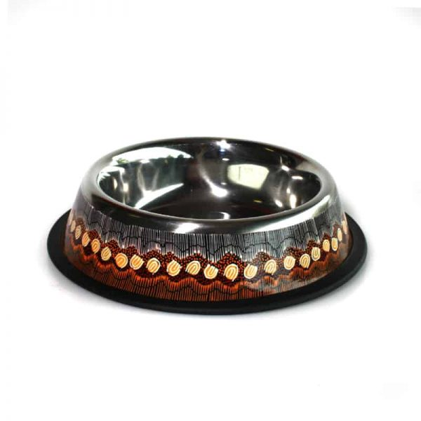 Stainless Steel Pet Bowl-DYM922
