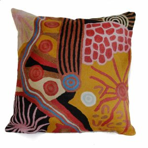 Cushion Cover Wool 16in (40cm)-DYM923